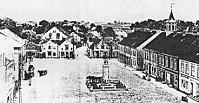 Historyczne zdjęcie Miłomłyna